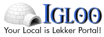 Igloo – Your Local is Lekker Portal